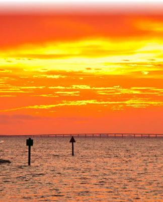 Bay Life Sunset