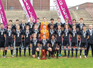 Niceville soccer team
