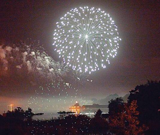 Fireworks-bayou