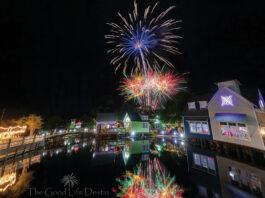 baytowne fireworks
