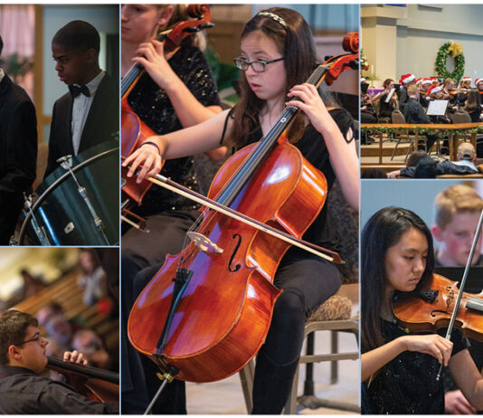 sinfonia youth orchestra