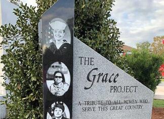 Freeport Veterans grace
