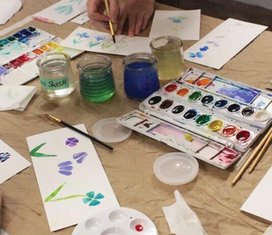 Art Watercolor Class