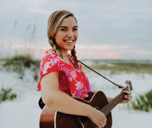 """Local Country Musician Teams with Grammy-Winning Songwriters to Release """"The Sand And The Sea"""""""