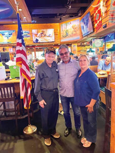 Vets Helping Vets & First Responders: Appreciation Lunch July 13